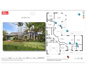 5 Reasons why you should ask your Real Estate Agent for an Interactive Floor plan.
