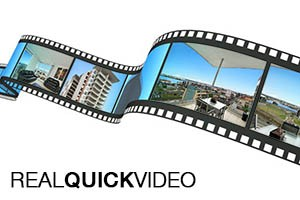 Introducing Real Quick Video: an affordable property marketing option with a fast turn around.